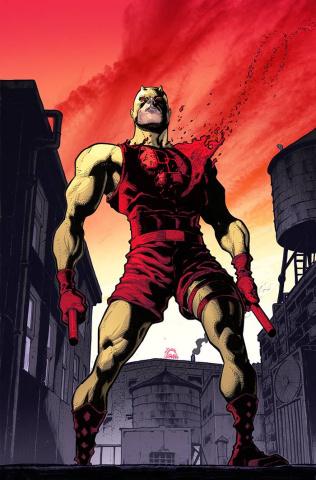 Daredevil #15.1 (Stegman Cover)