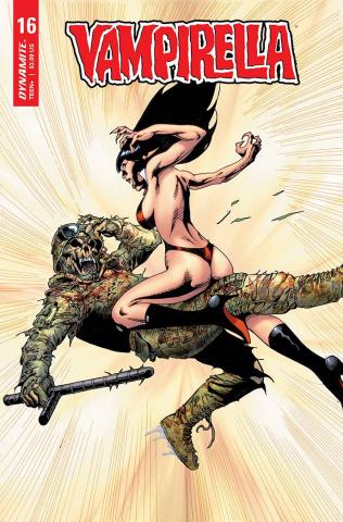 Vampirella #16 (Castro Bonus Cover)