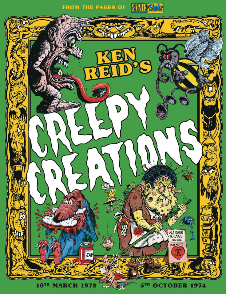 Creepy Creations Vol. 1