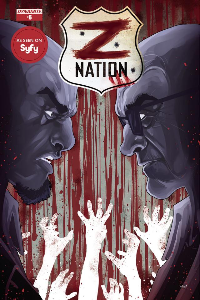 Z Nation #6 (Medri Cover)