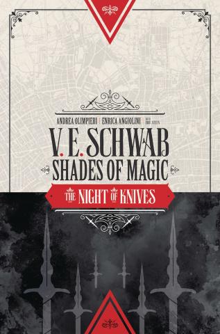 Shades of Magic #5 (Novel Style Cover)