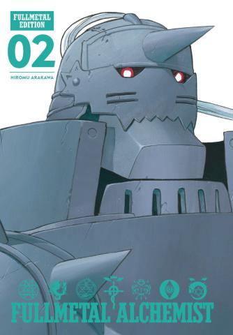 Fullmetal Alchemist Vol. 2 (Fullmetal Edition)