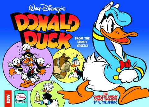 Donald Duck Sunday Newpaper Comics Vol. 2