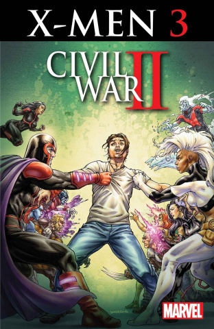 Civil War II: X-Men #3