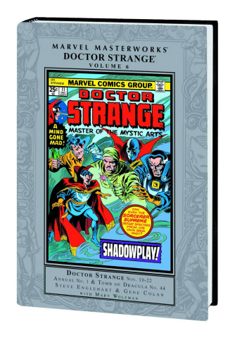 Doctor Strange Vol. 6 (Marvel Masterworks)