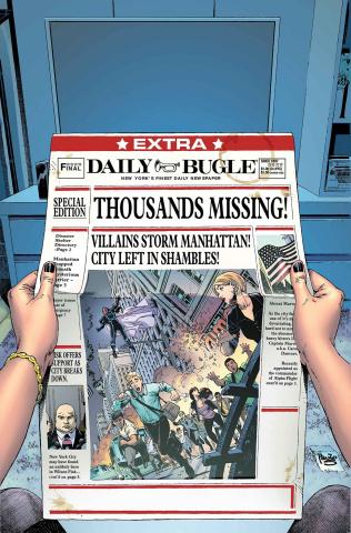 Secret Empire: Brave New World #3