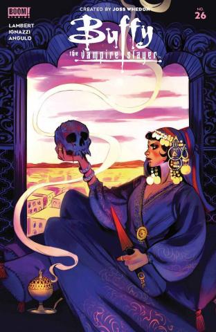 Buffy the Vampire Slayer #26 (25 Copy Kelly Cover)