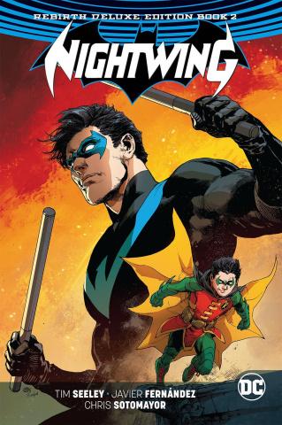 Nightwing Book 2 (Rebirth)