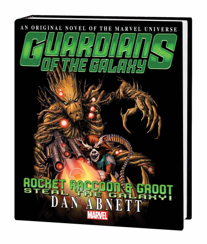 Guardians of the Galaxy: Rocket Raccoon & Groot Steal the Galaxy!