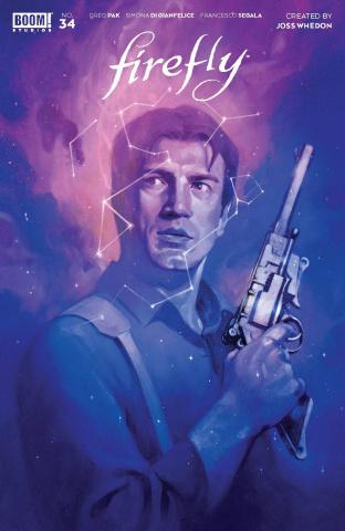 Firefly #34 (Carpenter Cover)
