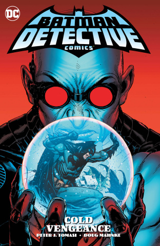 Detective Comics Vol. 4: Cold Vengeance