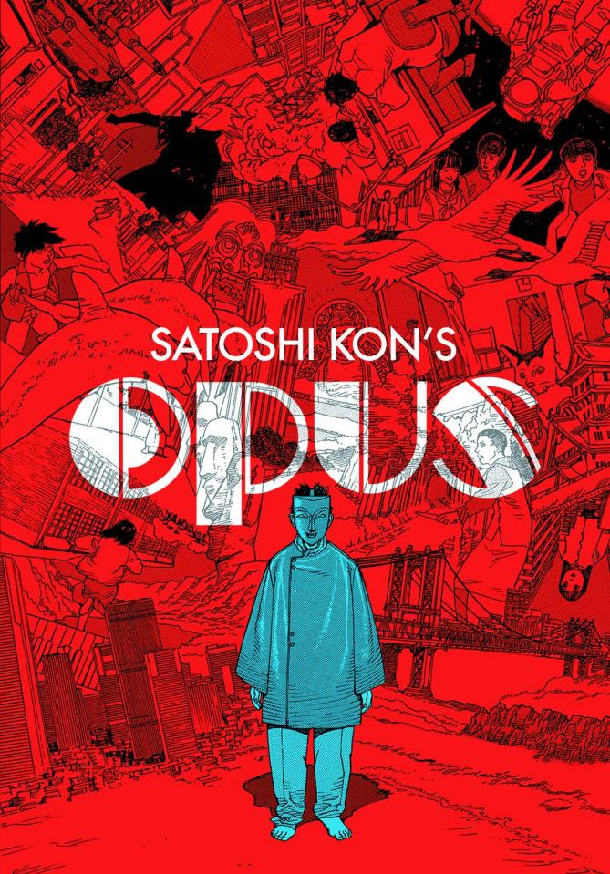 Satoshi Kon's Opus