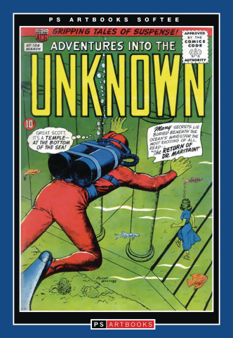 Adventures Into the Unknown! Vol. 18 (Softee)