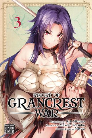 Record of Grancrest War Vol. 3