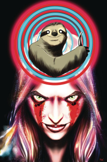 Eugenic #3 (Subscription Rodriguez Cover)
