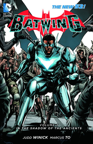 Batwing Vol. 2: In the Shadow of the Ancients
