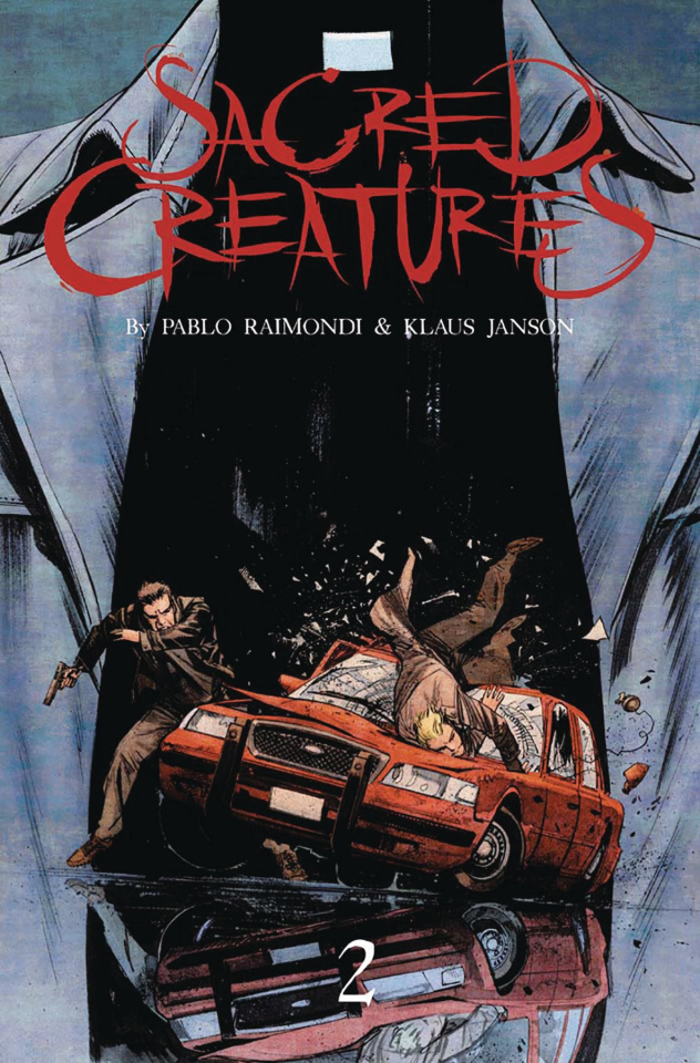 Sacred Creatures #2 (Murphy Cover)