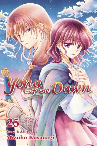 Yona of the Dawn Vol. 25