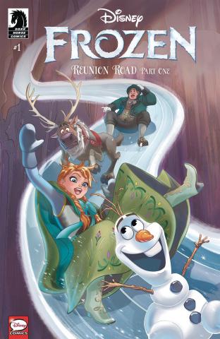 Frozen: Reunion Road #1