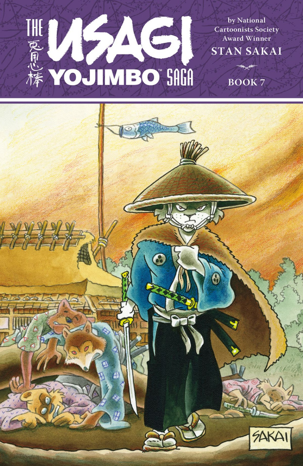 The Usagi Yojimbo Saga Vol. 7