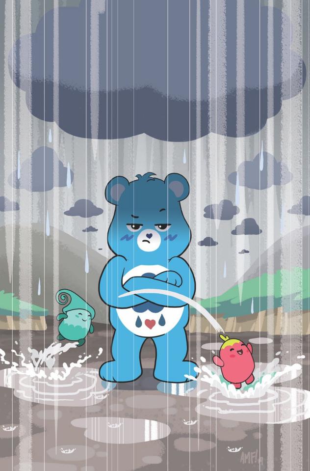 Care Bears #1 (10 Copy Fleecs Cover)