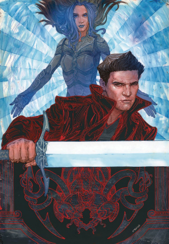 Angel, Season 11 #2 (Fischer Cover)