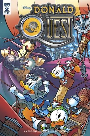 Donald Quest #2