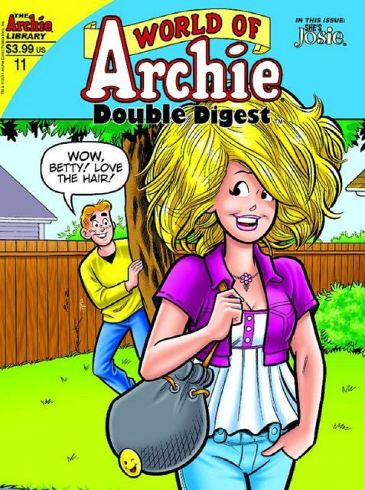 World of Archie Double Digest #11
