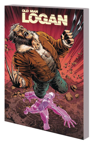 Old Man Logan Vol. 8: To Kill For