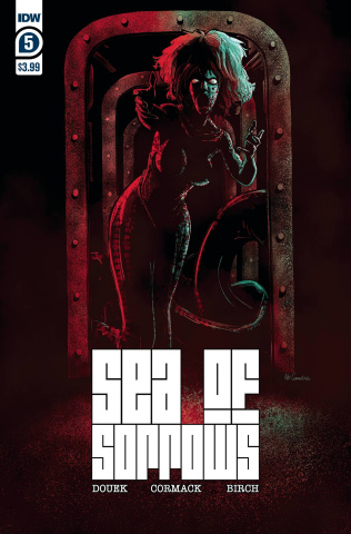 Sea of Sorrows #5 (Cormack Cover)