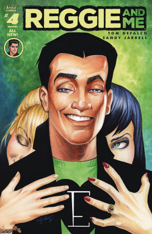 Reggie and Me #4 (Andy Price Cover)