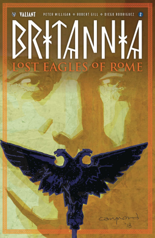 Britannia: Lost Eagles of Rome #2 (Nord Cover)