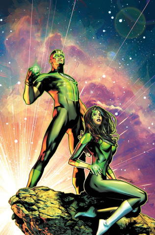 Green Lanterns #37 (Variant Cover)
