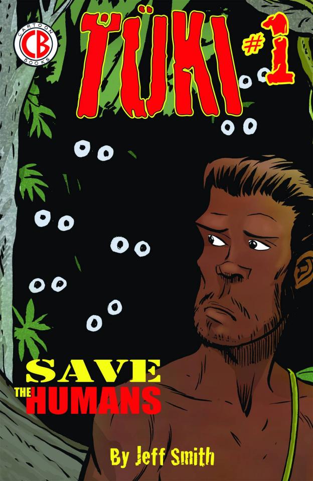 Tuki: Save the Humans #1 (2nd Printing)