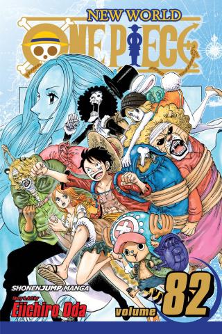 One Piece Vol. 82