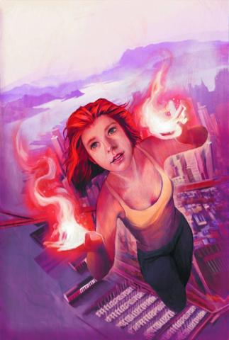 Buffy the Vampire Slayer: Willow Wonderland #5 (Lara Cover)