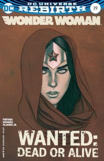 Wonder Woman #29 (Variant Cover)