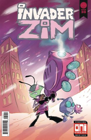 Invader Zim #39 (Cover B)