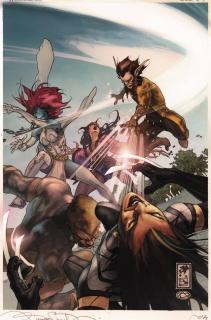 Wolverines #8