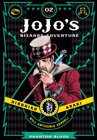 Jojo's Bizarre Adventure: Phantom Blood Vol. 2
