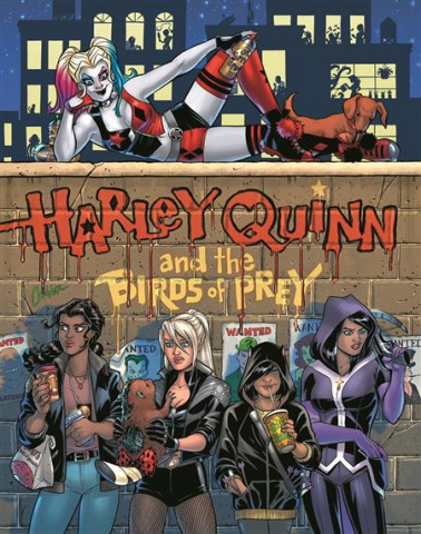 Harley Quinn and The Birds Of Prey: The Hunt for Harley