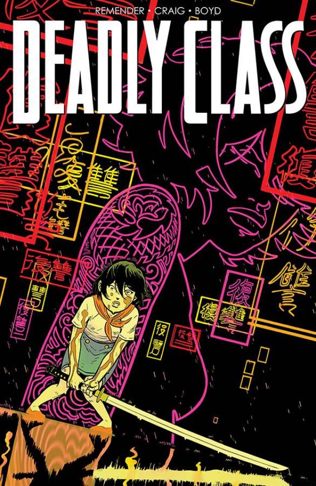 Deadly Class #27 (Craig & Boyd Cover)