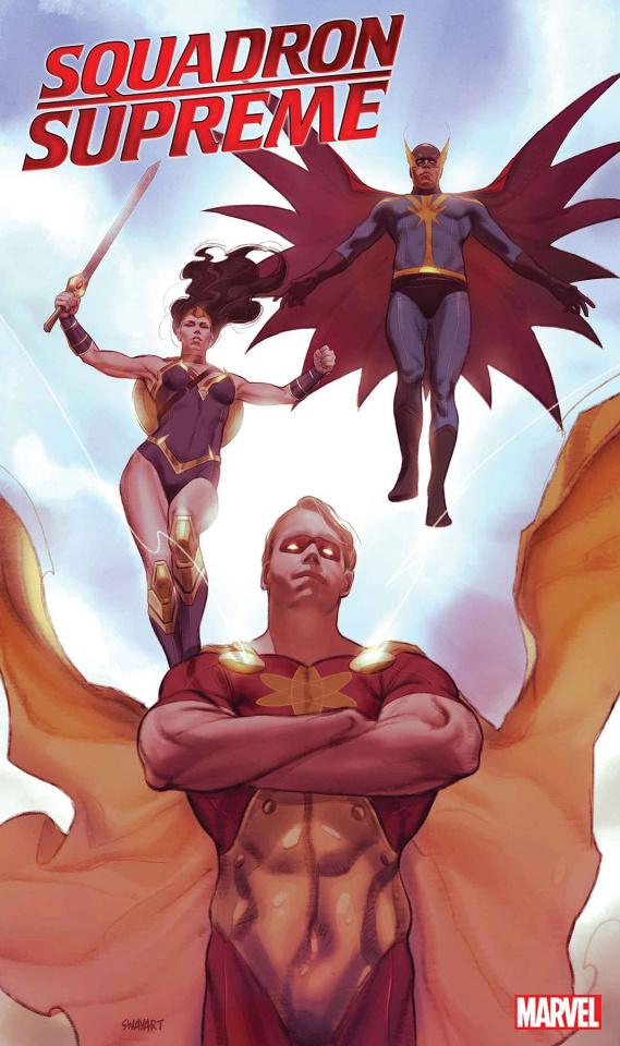 Marvel Tales: Squadron Supreme #1