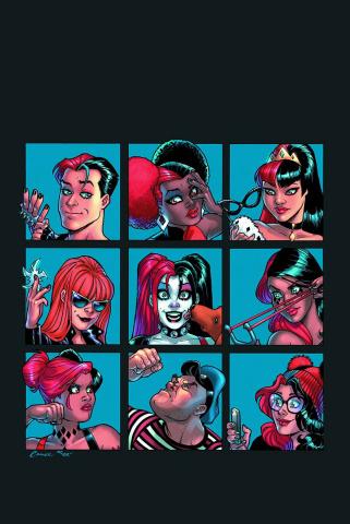 Harley Quinn #19