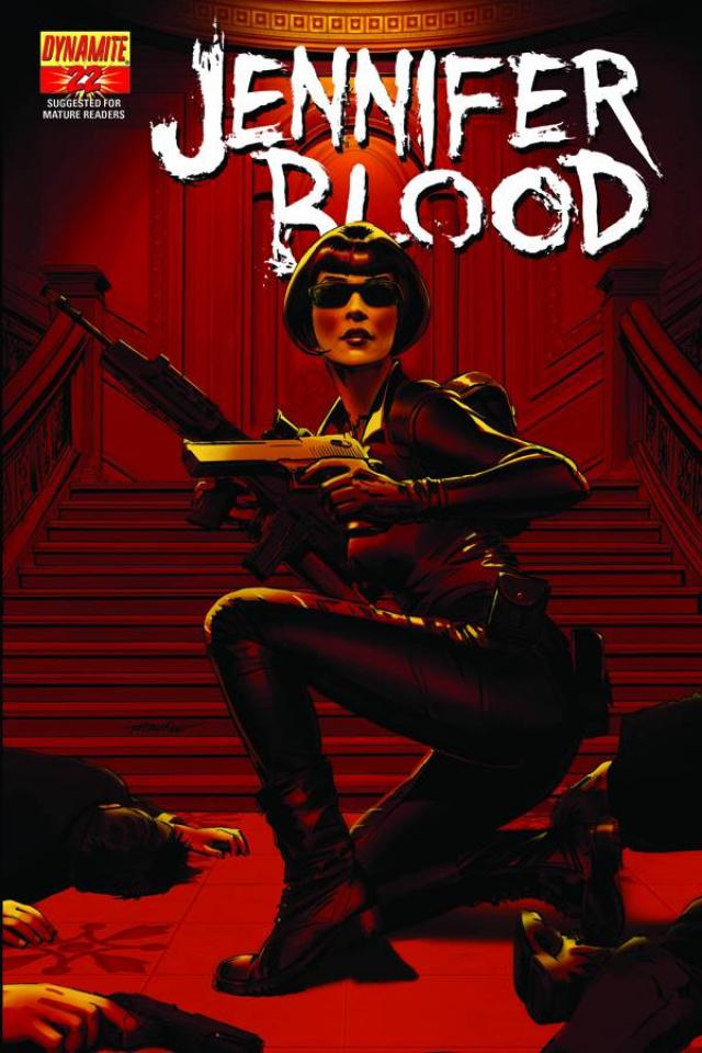 Jennifer Blood #22