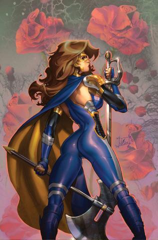 Belle: Thunder of the Gods #1 (Ruffino Cover)