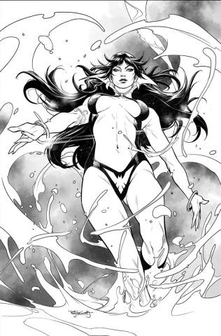 Vengeance of Vampirella #20 (15 Copy Segovia Cover)