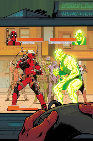 Deadpool and the Mercs For Money #2