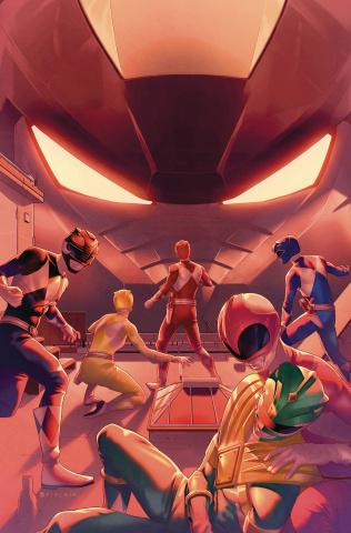 Mighty Morphin' Power Rangers #3