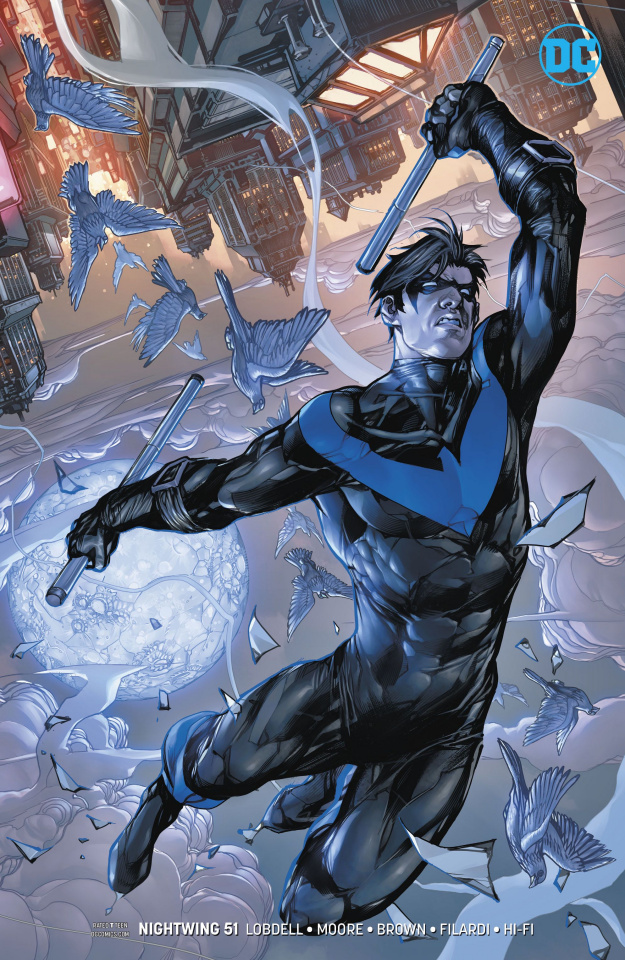Nightwing #51 (Variant Cover)